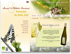 vente production de vins
